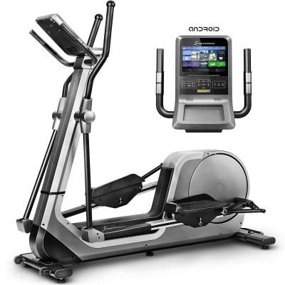 Sportstech Cyclette ellittica Luxus LCX800 Console Android Multifunzionale