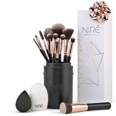 Niré beauty set: Make Up pennelli trucco