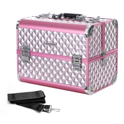 SONGMICS Beauty Case Porta Trucchi