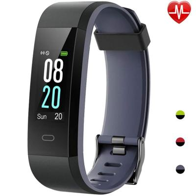 Willful Orologio Fitness Tracker Uomo Donna Smartwatch Android iOS Cardiofrequenzimetro da Polso Smart Watch Contapassi Smartband Impermeabile IP68 Activity Tracker