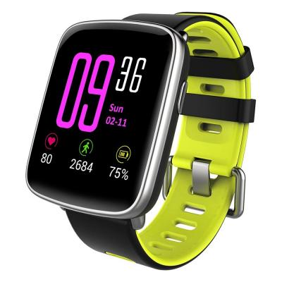 YAMAY Smartwatch Android iOS Orologio Fitness Tracker Uomo Donna Smart Watch Cardiofrequenzimetro da Polso Impermeabile IP68 Contapassi Smartband Activity Tracker Cronometro